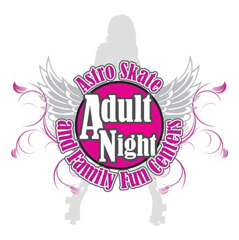 Adult Night at Astro Skate